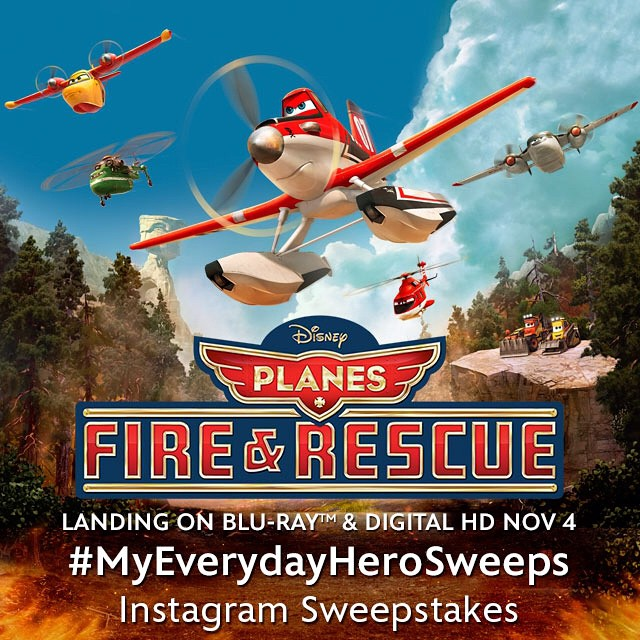 Planes: Fire and Rescue.