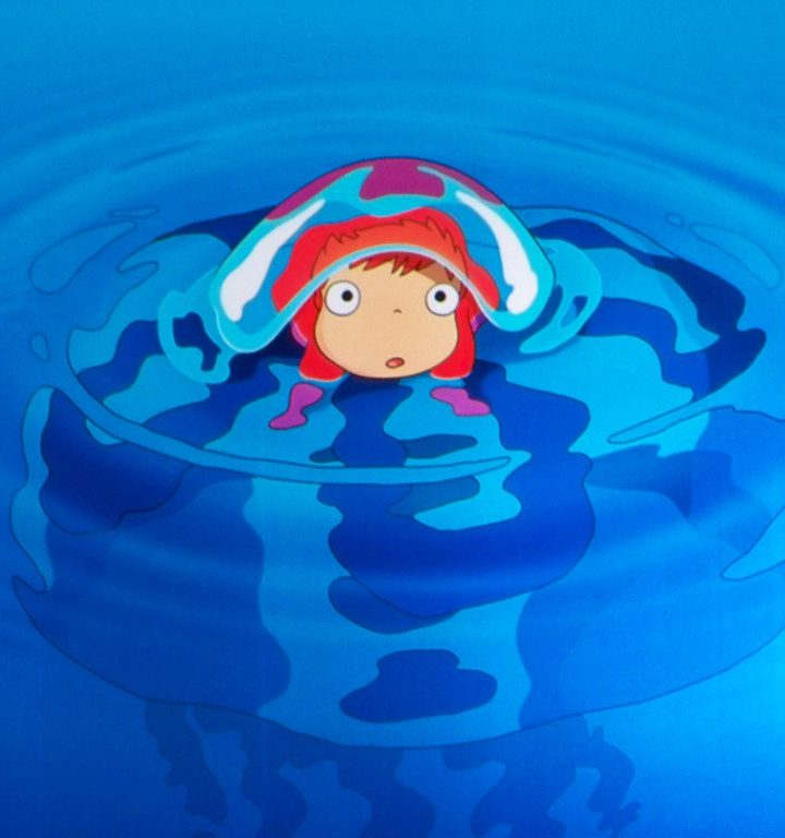 Ponyo – the movie.