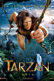 Tarzan – the (new) movie.