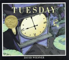 Tuesday, by David Weinser – Jack Review.